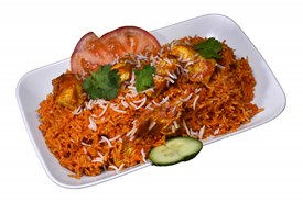 2 Chicken Briyani